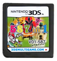 3ds multicart multi game